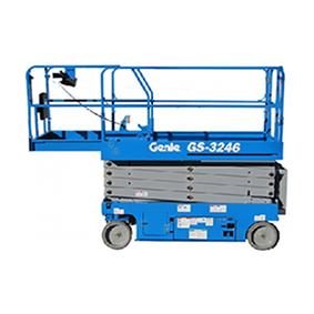 Sakselift Elektrisk - Genie GS 3246