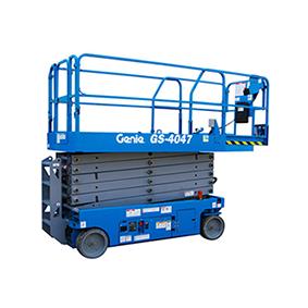 Sakselift Elektrisk - Genie GS 4047