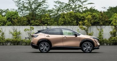 NYHET: Nissan ARIYA