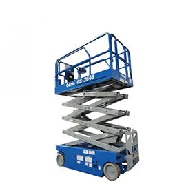 Sakselift Elektrisk - Genie GS 2646