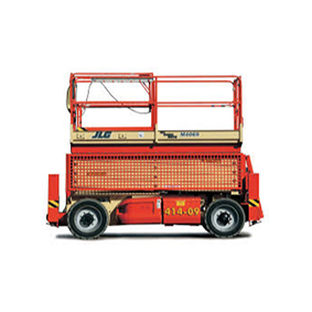 Sakselift Diesel-Hybrid - JLG M4069 Hybrid