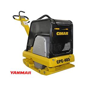 Cimar CPC-405 Diesel Hydraulisk Vibroplate 450 kg