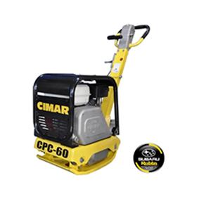 Cimar CPC-60 Hydraulisk Vibroplate 80 kg