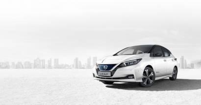 Superkampanje Nissan Leaf!