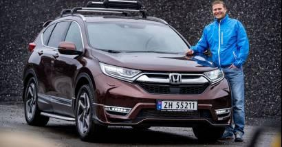 Bent Kristian kjører verdens mest solgte SUV